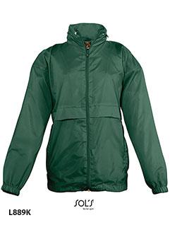 Kids Water-resistant Jackets